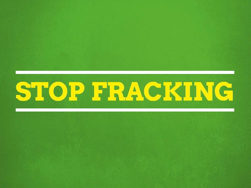 Fracking gesetzlich verbieten – Ausgfrackt is!