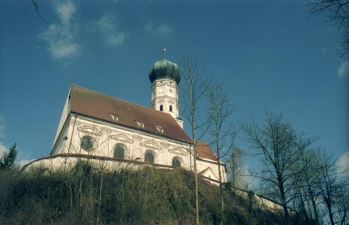 Antrag auf finanzielle Beteiligung Kirchturm St. Johann