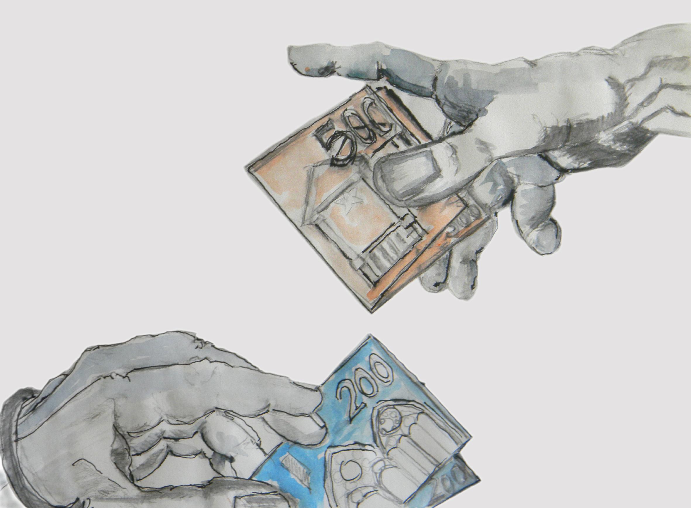 Antrag zur Diskussion des Haushaltsrohentwurfs im Finanzausschuß