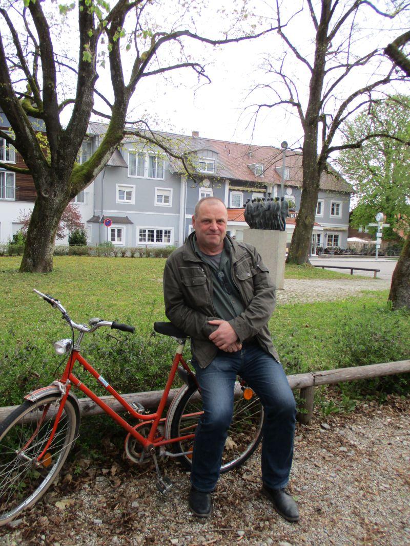 Grüne Bürgerrunde mit dem Fahrrad durch den Ort
