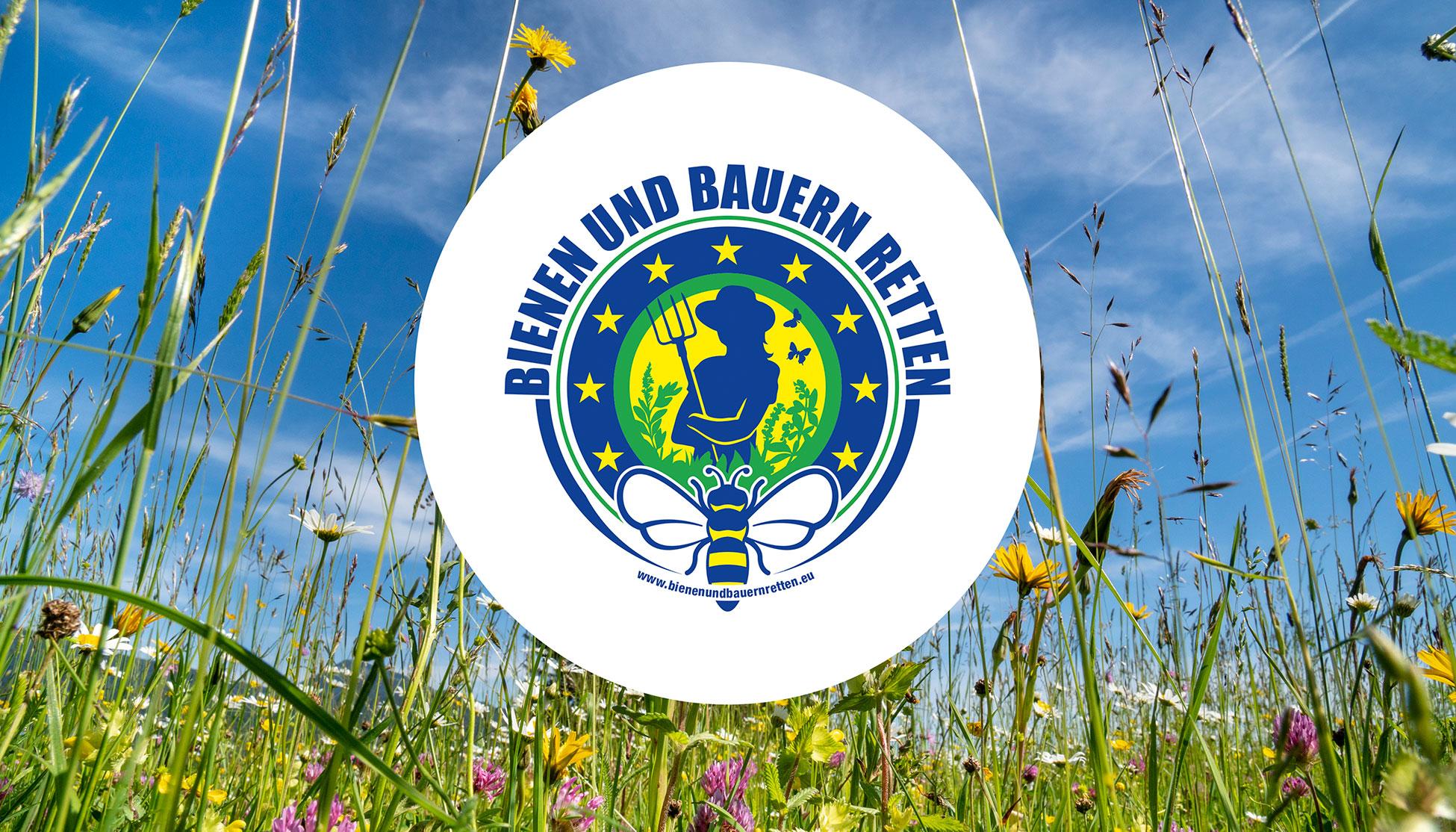 Europäische Bürgerinitiative: Bienen und Bauern retten!